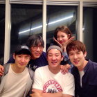 """Architecture 101"" Stars Reunite For Dinner Party"