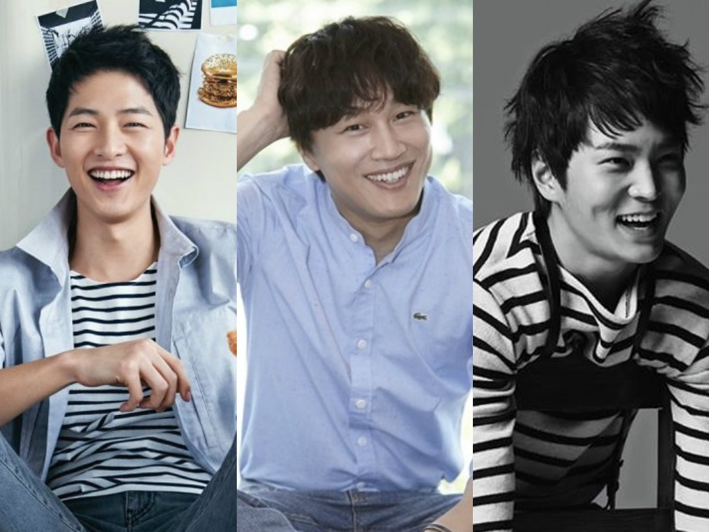 Cha Tae Hyun Expresses His Love Towards Song Joong Ki And Joo Won