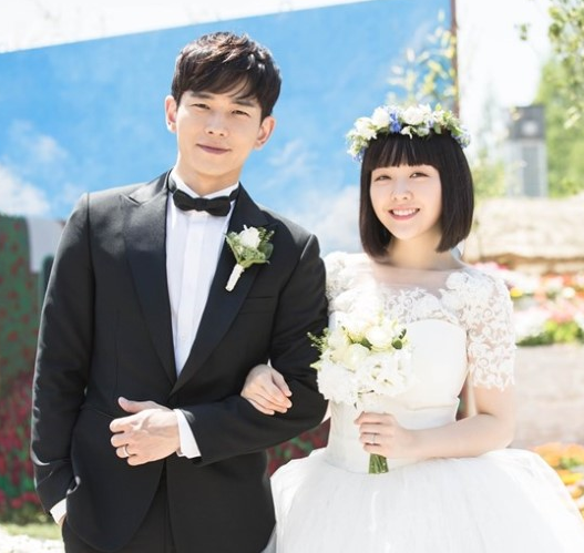 "Girl's Day's Minah Transforms Into A Beautiful Bride For ""Dear Fair Lady Gong Shim"""