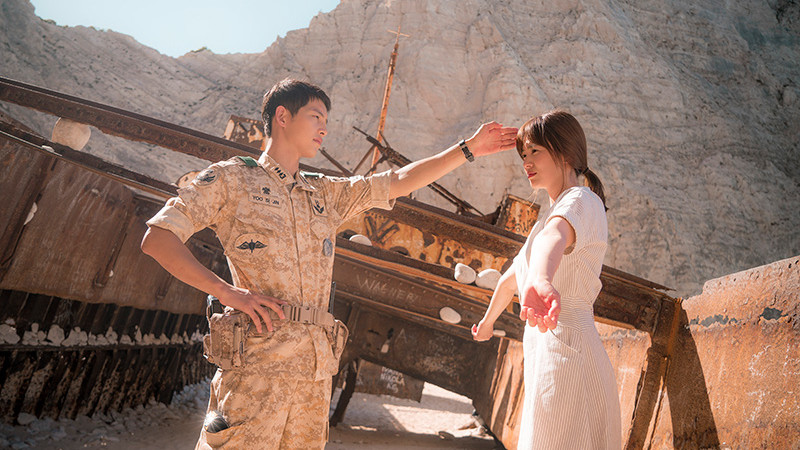 """Descendants Of The Sun"" OST Concert To Be Held In 4 Different Countries"
