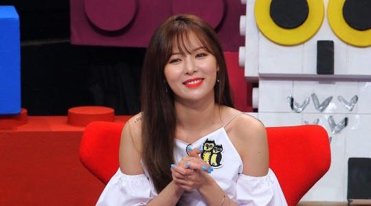 "HyunA Shares Candidly About Having To Mind What She Wears On ""Same Bed Different Dreams"""