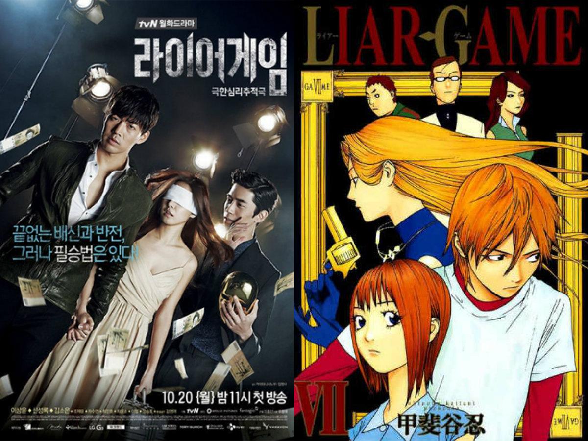 10 Great K-Dramas That Originated As Manga Or Manhwa | Soompi