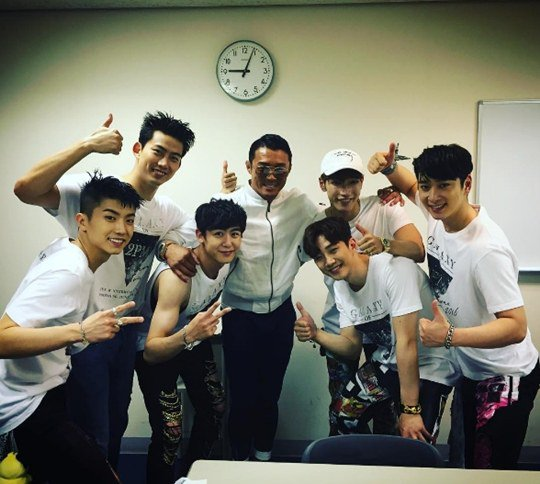 Choo Sung Hoon Is The Newest Member Of 2PM?