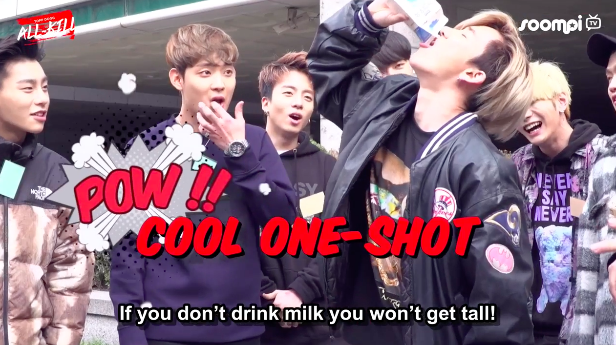 """Watch: Topp Dogg Battles It Out In Epic Speed Eating Relay On """"Topp Dogg: All-Kill"""""""