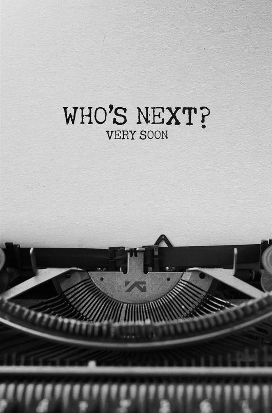 YG Who's Next Teaser