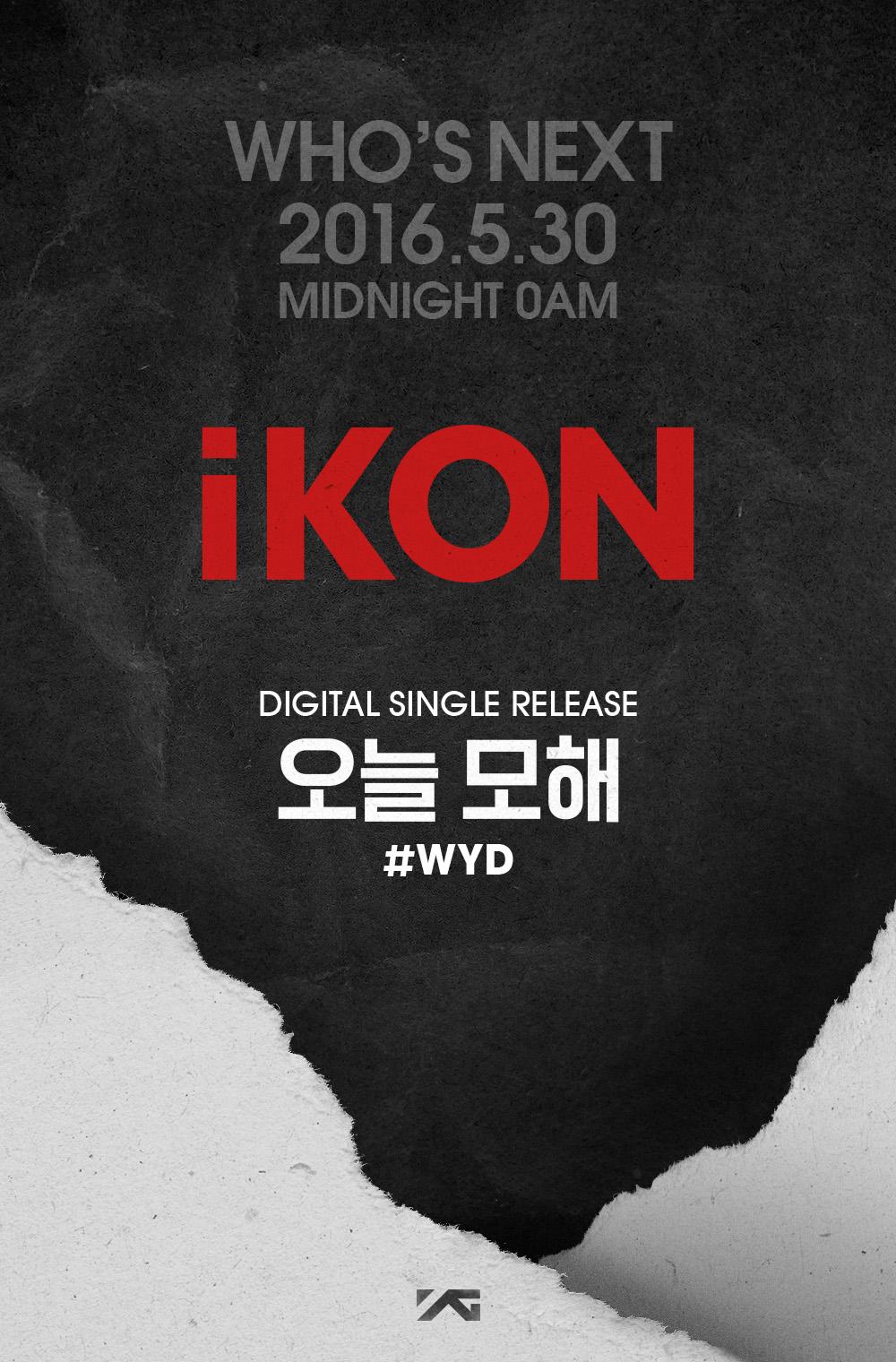 Update: YG Entertainment Reveals iKON Is Next