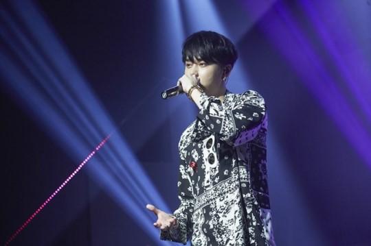 BEAST Yong Jun Hyung