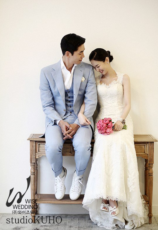 Shin Sung Rok wedding 2
