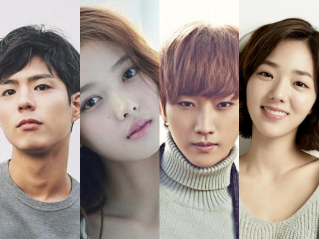 Park Bo Gum Kim Yoo Jung Jinyoung Chae Soo Bin
