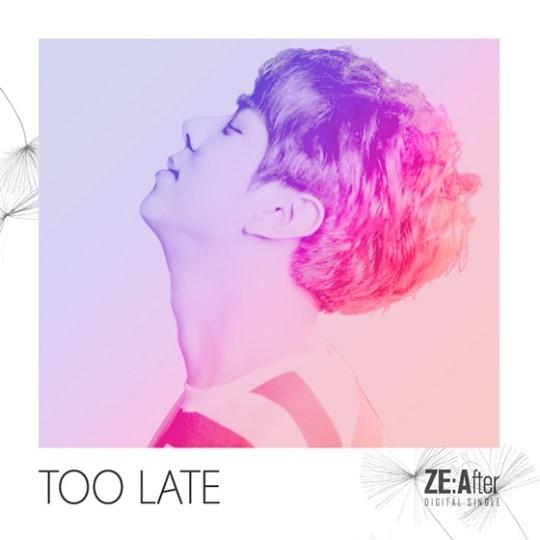 ZEA Moon Junyoung Solo Album