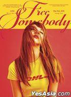 f(x) - Luna Mini Album Vol. 1 - Free Somebody yesasia