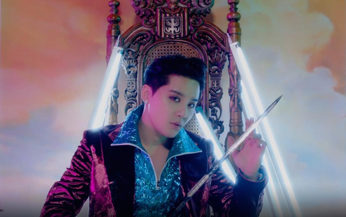 "Watch: XIA (Junsu) Will ""Rock The World"" In New MV"
