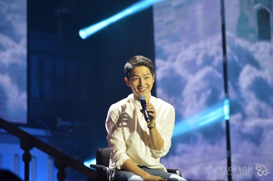 Song Joong Ki Says He Wouldn't Let His Little Sister Date Lee Kwang Soo