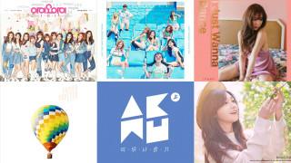 kpop music chart may wk 4