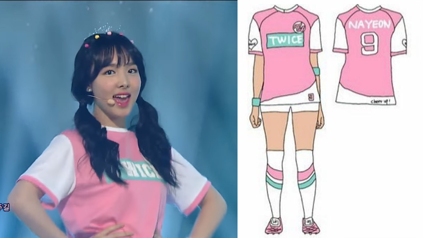 """Watch: TWICE Wears Fan-Made Outfits For Last """"Cheer Up"""" Performance"""
