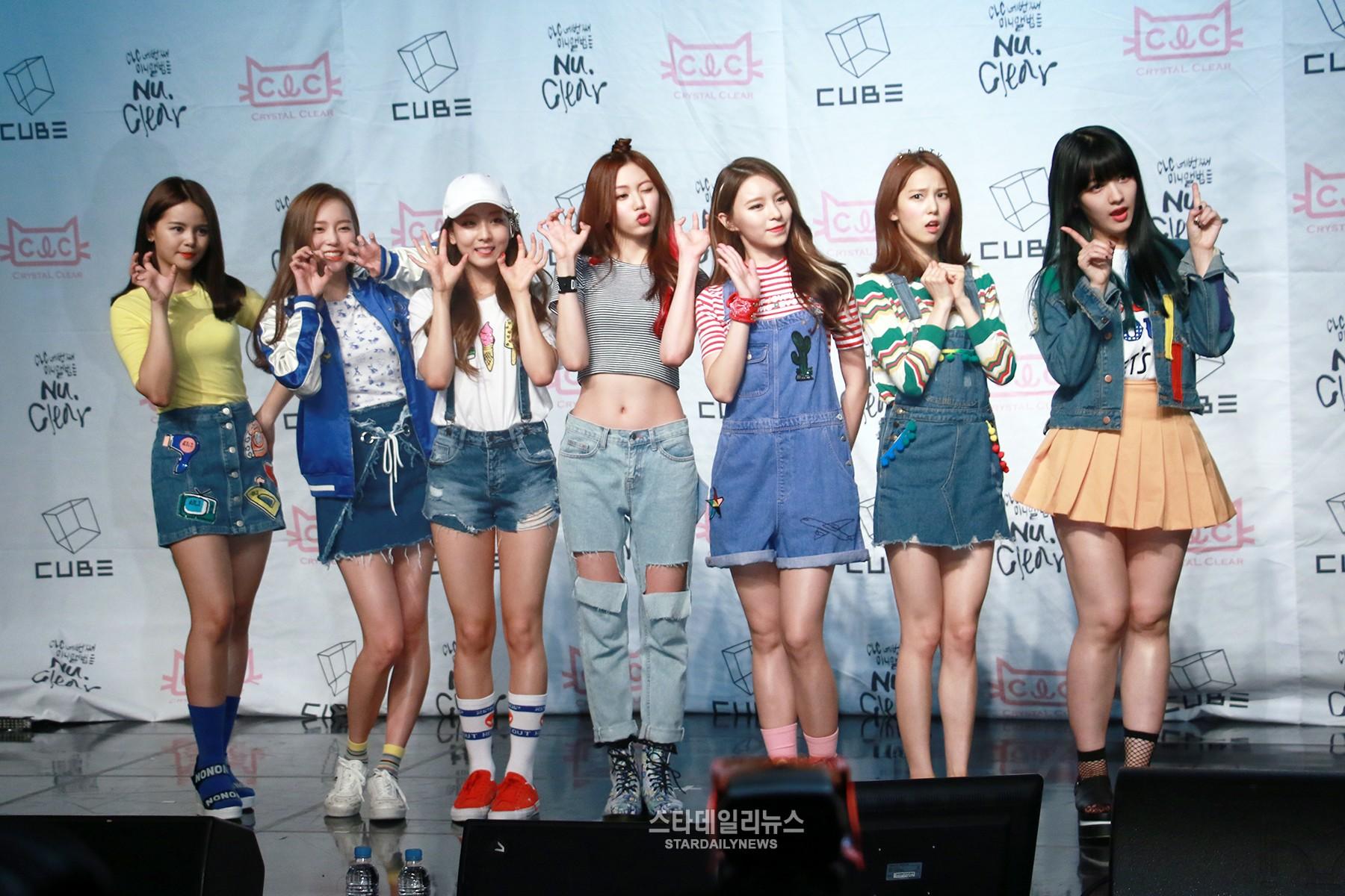 CLC's Physical Mini Album Release Postponed, First Batch Scrapped