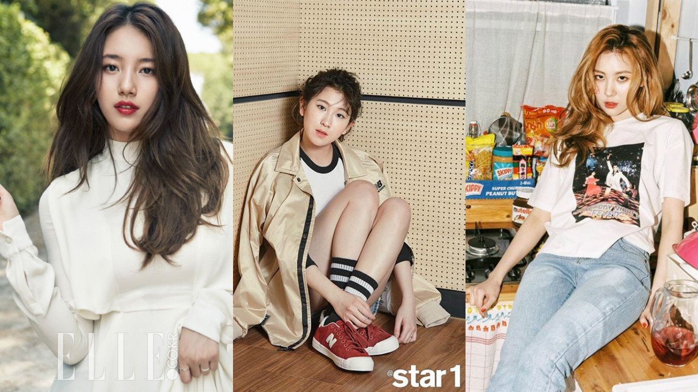 Suzy, Baek Yerin, And Sunmi Not Participating In JYP Nation's Song Project