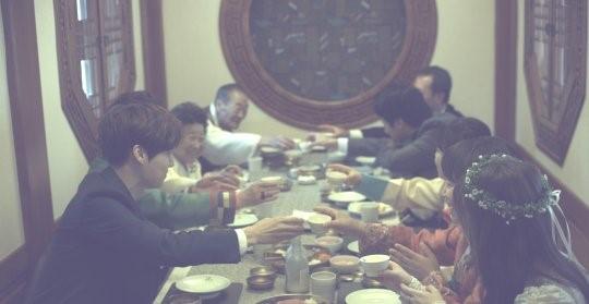 Ahn Jae Hyun Ku Hye Sun wedding