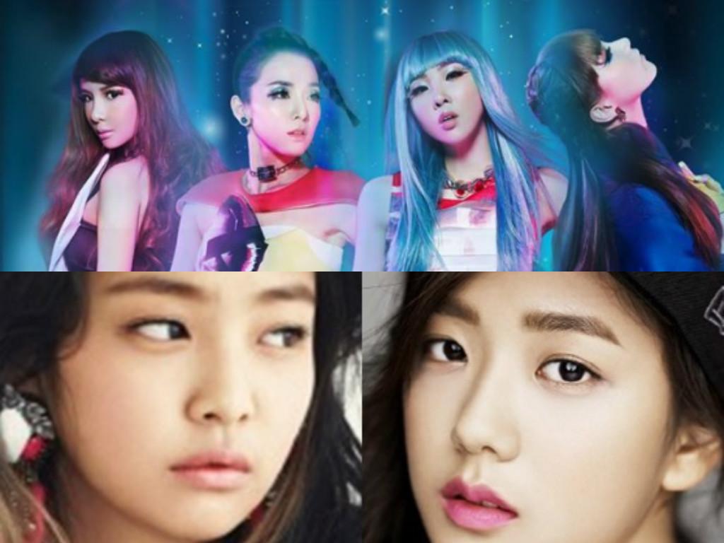 2NE1 Jennie Kim Kim Jisoo