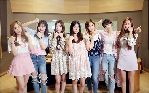 SONAMOO Says Watching Girls' Generation Videos Helped With Comeback Prep