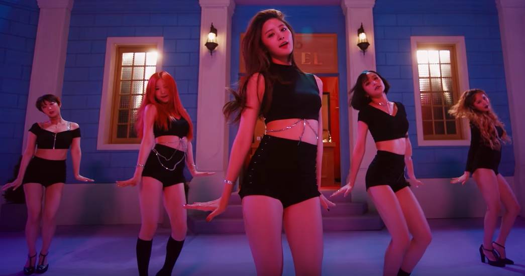 """Watch: EXID Can't Stand Your """"L.I.E"""" In New Music Video"""