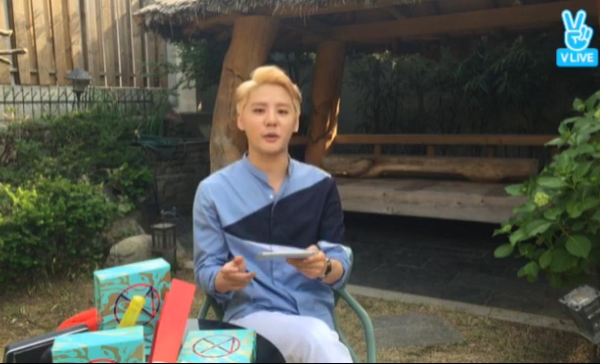 XIA (Junsu) Explains What BEAST, INFINITE, And BTOB Mean To Him
