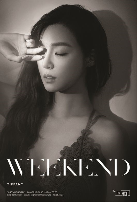Tiffany solo concert