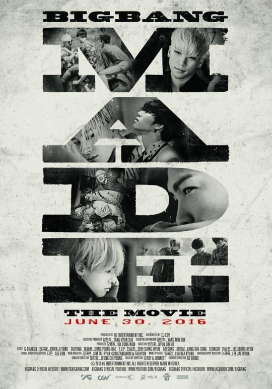 bigbang made the movie