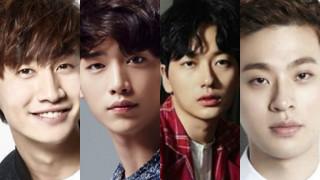 Lee Kwang Soo Seo Kang Joon Lee Dong Hwi Park Jung Min