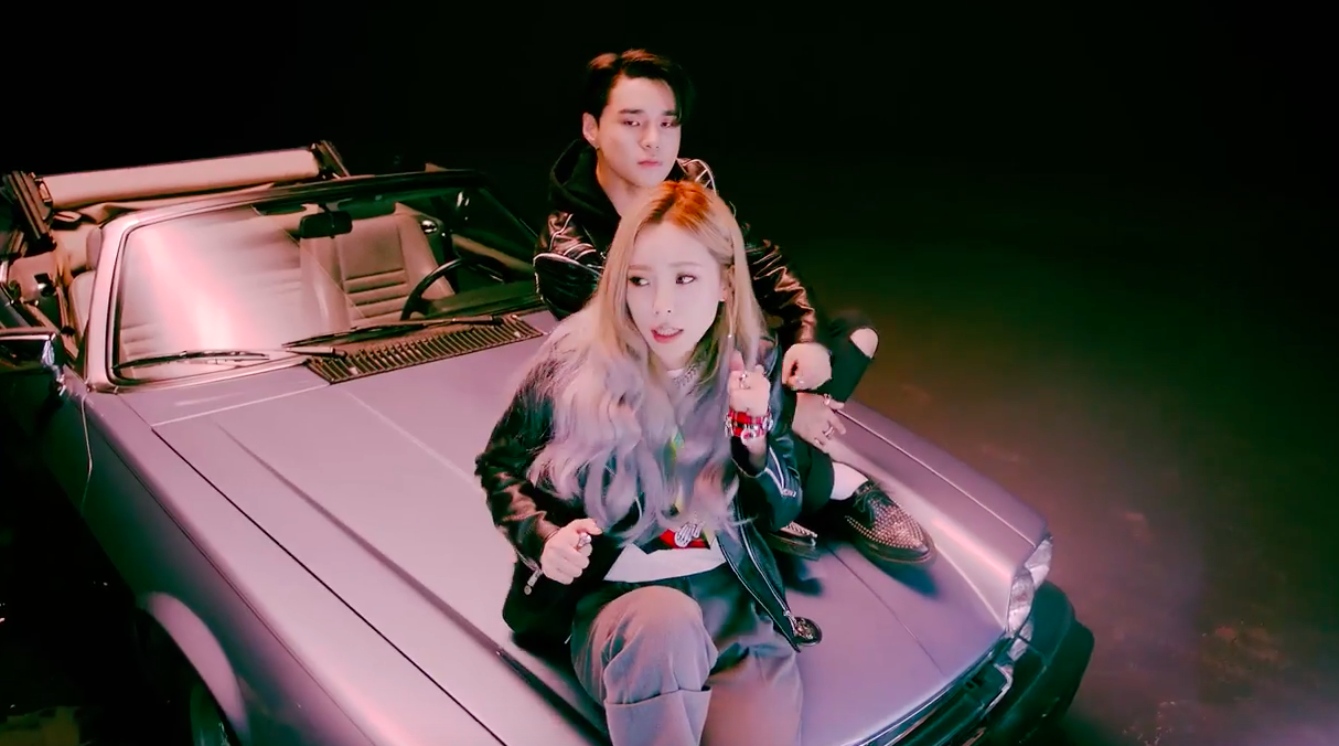 """Watch: Heize And DEAN Tell You To """"Shut Up And Groove"""" In New MV"""