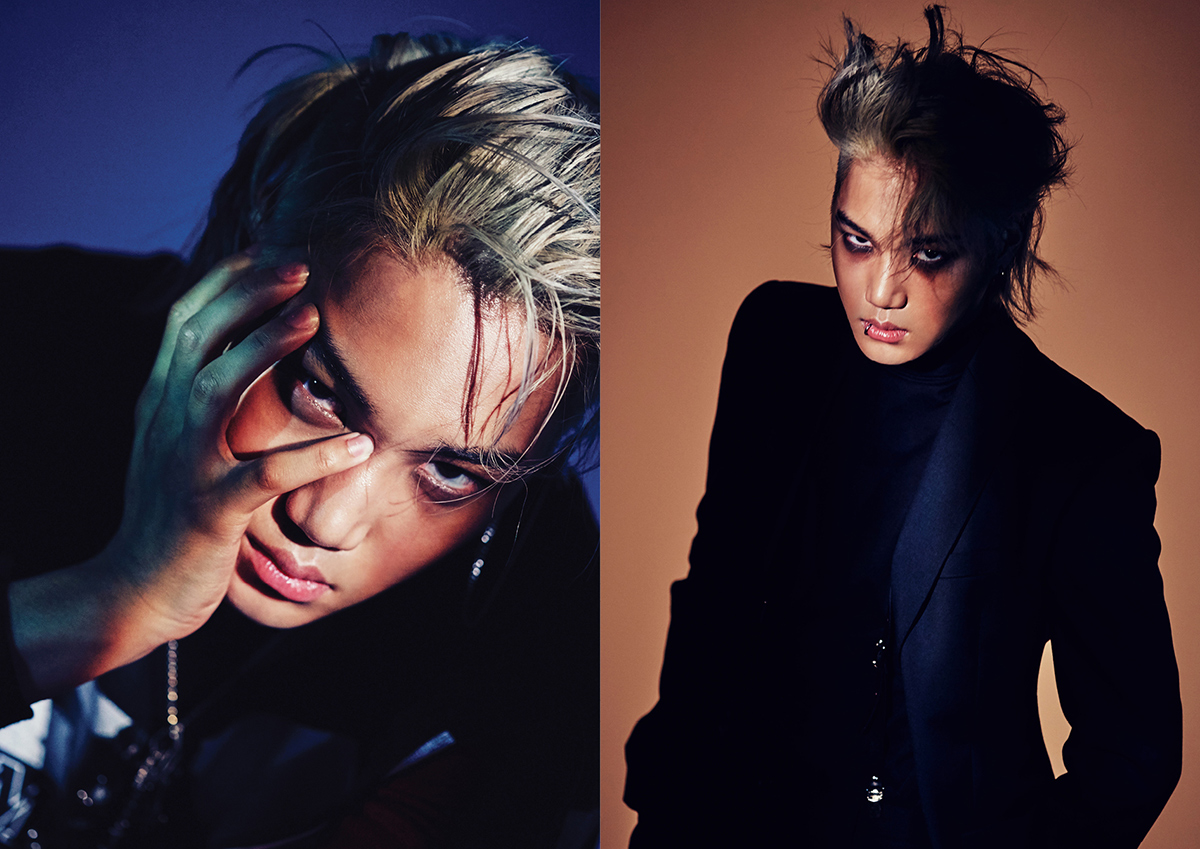 EXO Kai Monster