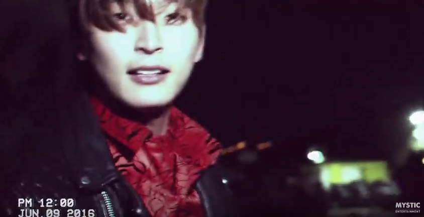 """Update: Jeong Jinwoon Releases Teasers And First Concept Video For Maxi Single """"Will"""""""