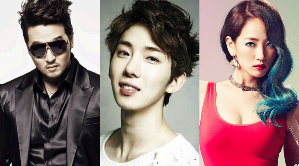 """Kim Tae Woo, Jo Kwon, And Yeeun To Appear As Vocal Coaches On """"Sister's Slam Dunk"""""""