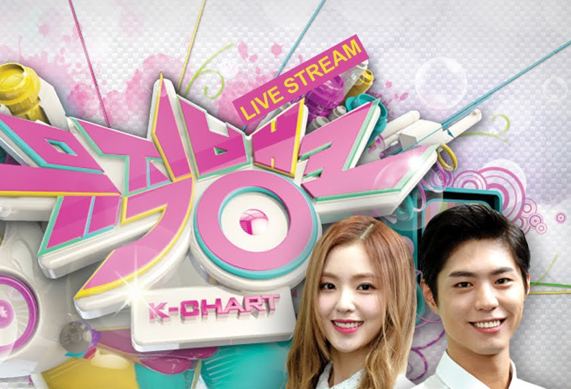 "Watch Live: ""Music Bank"" With Performances From EXO, EXID, Jonghyun, U-KISS, MONSTA X, And More!"