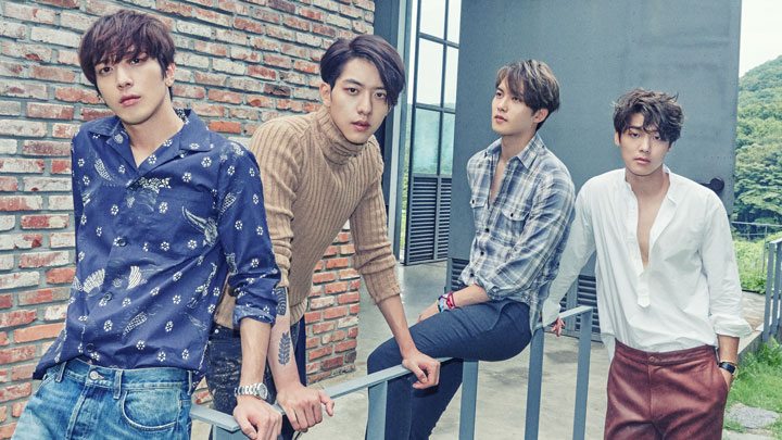 A Complete Package: 10 Reasons To Love CNBLUE