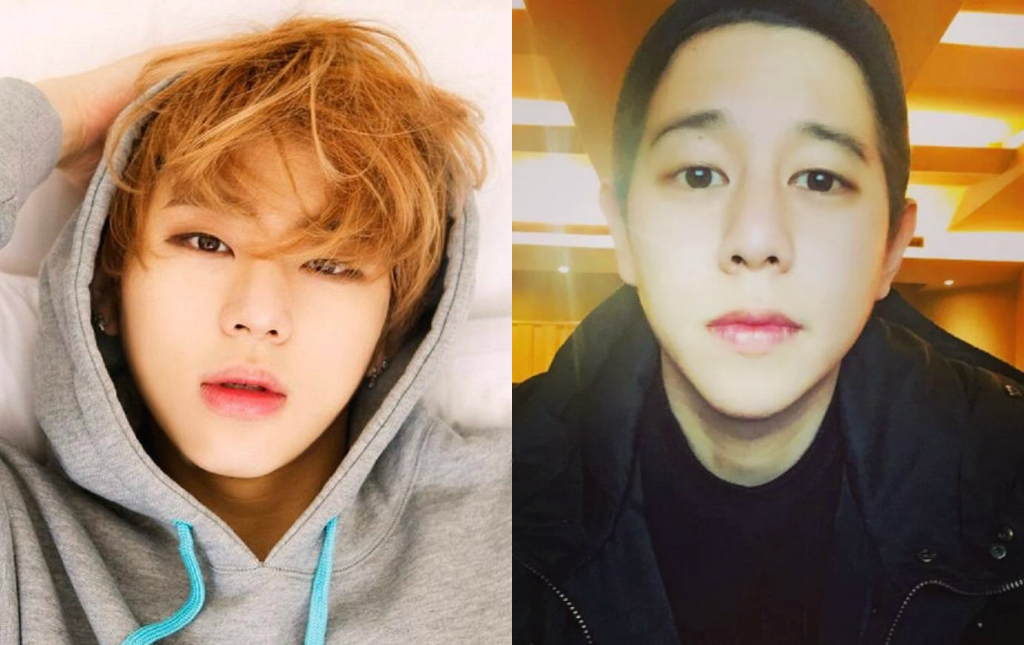 Block B's Zico Encourages Brother Woo Taewoon Through Instagram