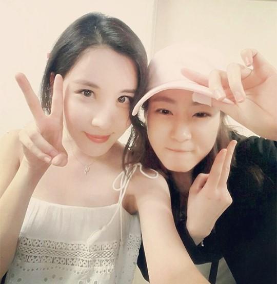Girls' Generation Seohyun Kang Sora2