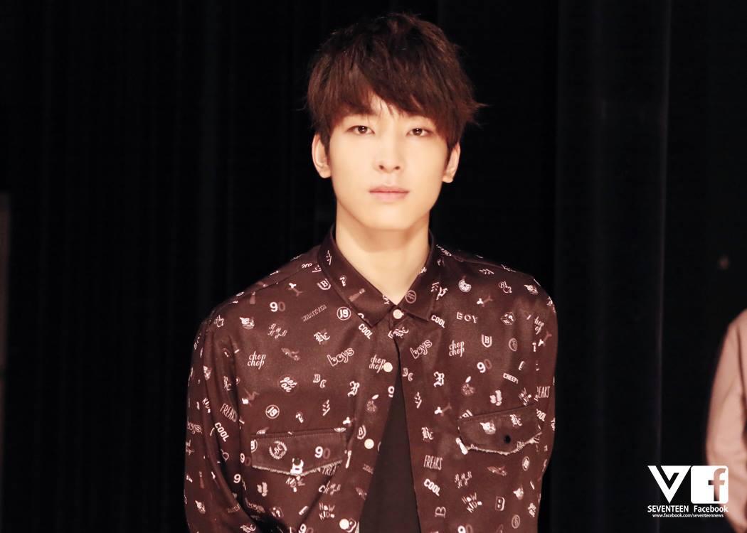 Seventeen wonwoo Seventeen Wonwoo t