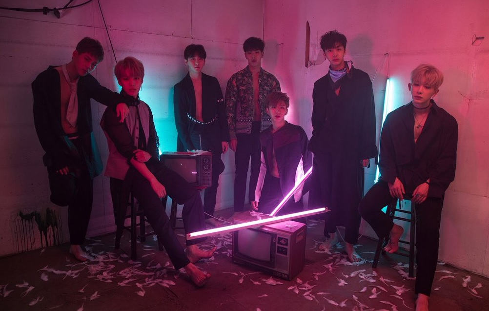 MONSTA X's First Concert Sells Out In 5 Minutes