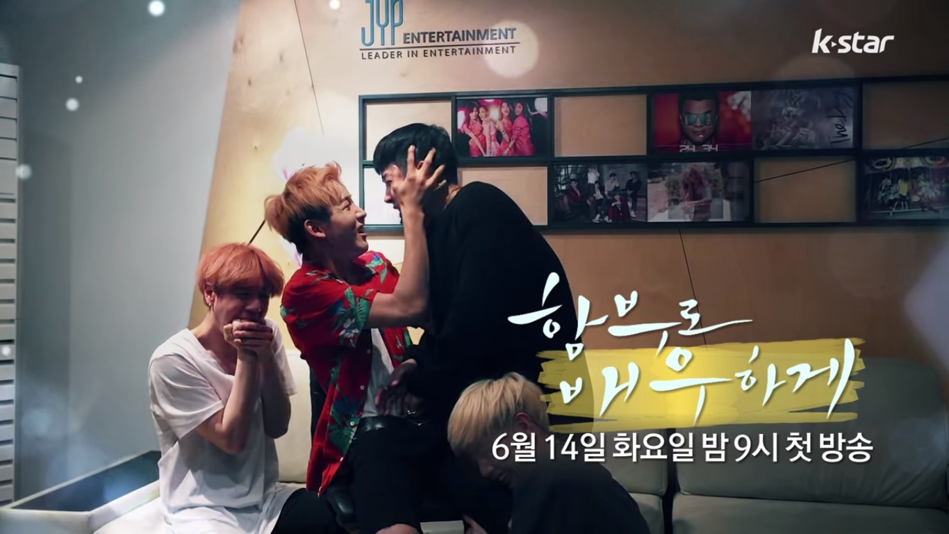 Watch: GOT7's BamBam Transforms Into An Actor In New Variety Show