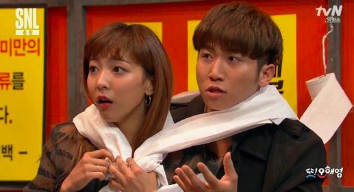 Luna Yoo Se Yoon