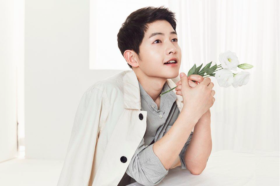 Song Joong Ki Achieves Dream From 10 Years Ago