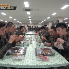 """Watch: GOT7's Jackson And BamBam Devour Famous Military Burgers On """"Real Men"""""""