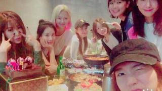 hyoyeon birthday girls generation