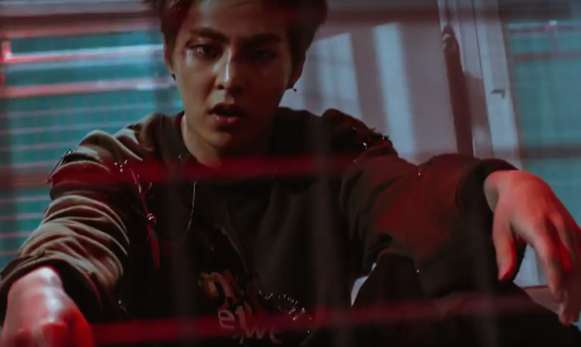 "Update: EXO Asks Why They Are Called ""Monster"" In New Eerie Teaser"