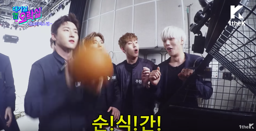 Watch: MONSTA X Goes All In At The Idol Arcade