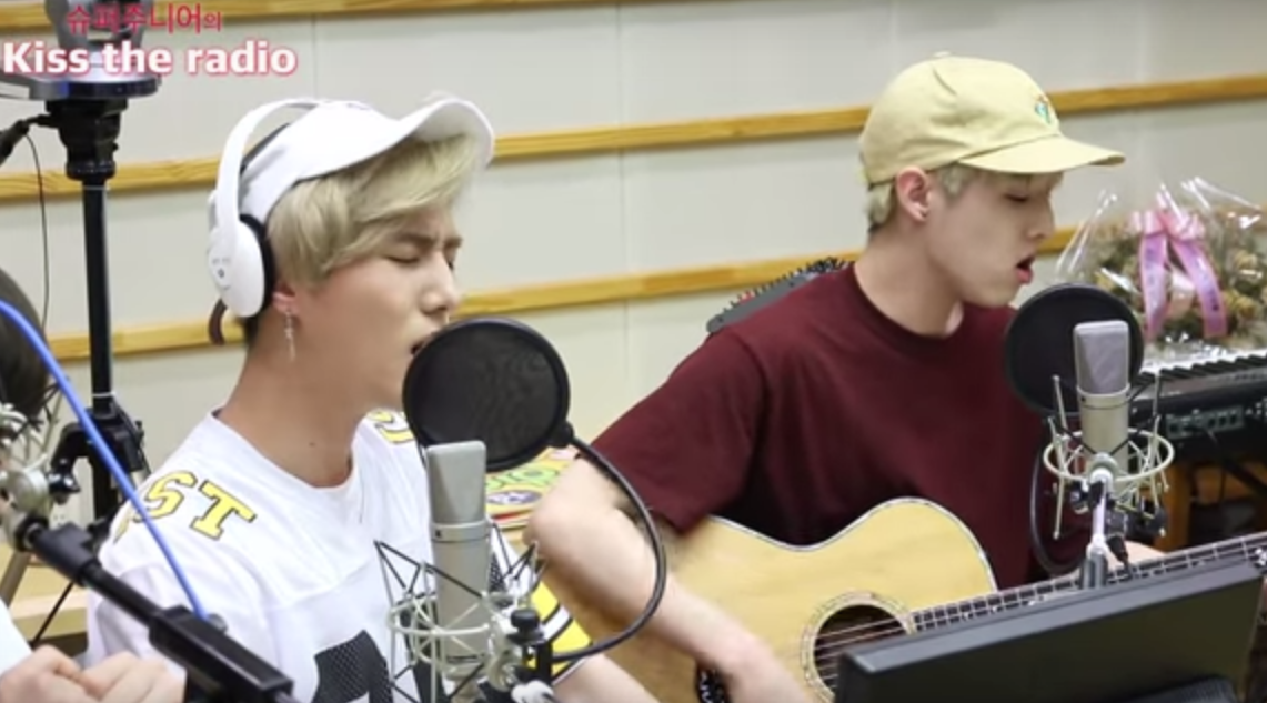 "Watch: DAY6 Travels Back In Time With Cover Of The Beatles's ""Yesterday"""