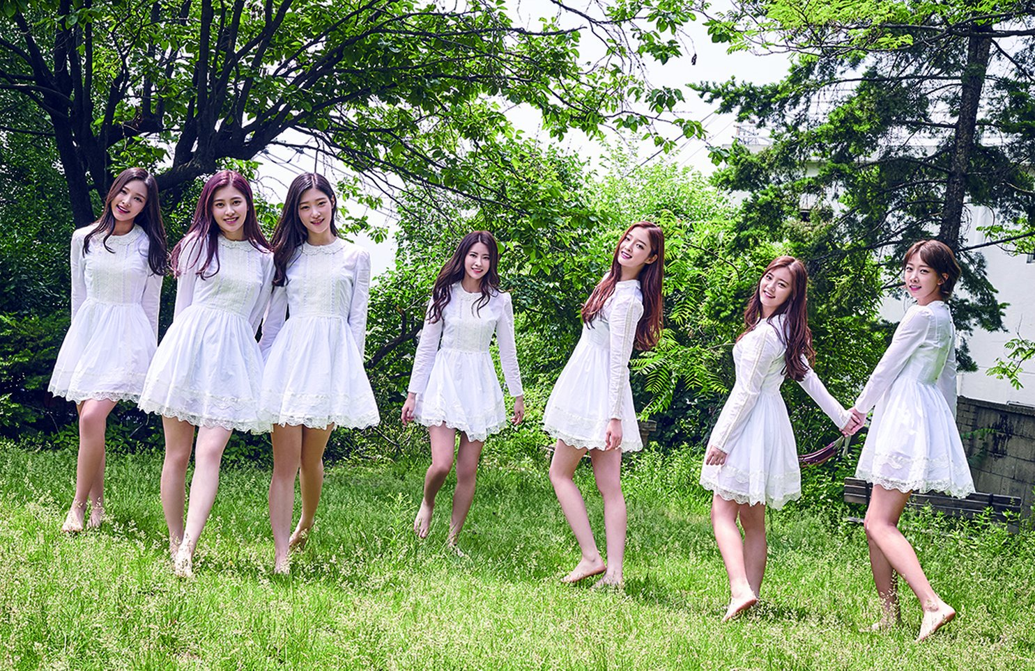 """DIA Reveals Teasers For """"Happy Ending"""" Comeback"""