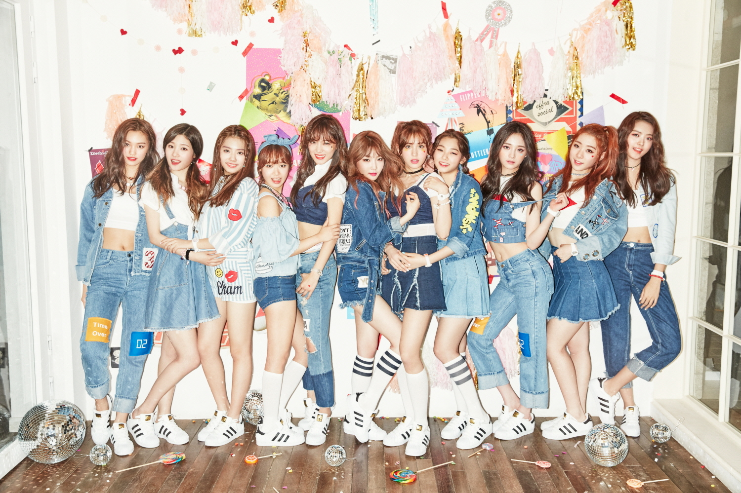 I.O.I Shares Plans For Unit Group's Album Release