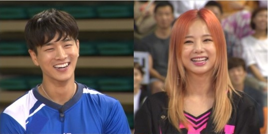 "EXID's Solji Thinks MADTOWN's Jota Looks Good In His Judo Uniform On ""Cool Kiz on the Block"""